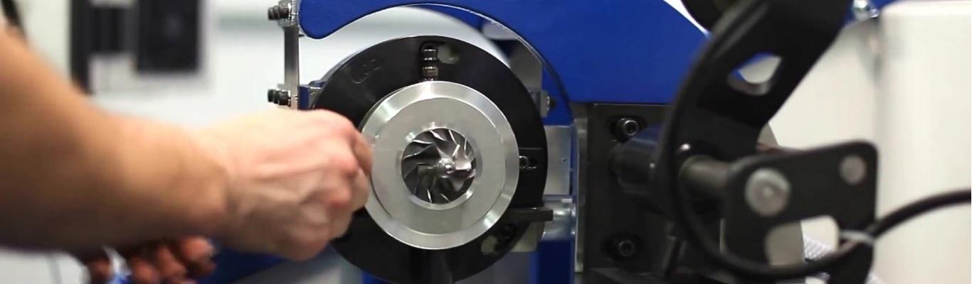 echilibrare dinamica turbosuflante auto