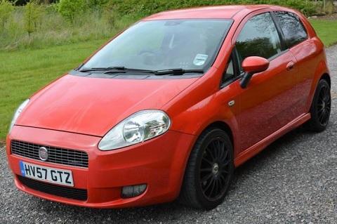 Motorul 1.9 Multijet prezent pe modelele Fiat