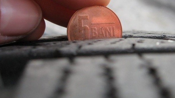 test moneda 5 bani