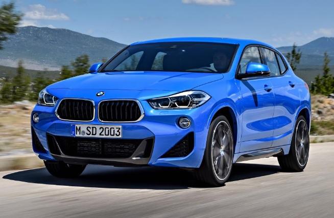 BMW a lansat noul X2