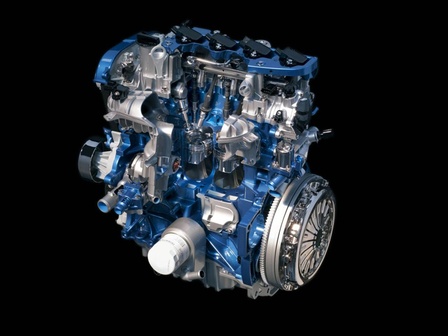 Turbocompresor Ford Motor EcoBoost