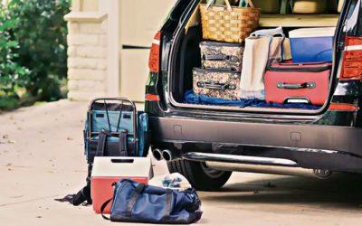 Idei pentru stocarea eficienta a bagajolor in masina