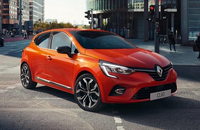 Noul Renault Clio V 2019